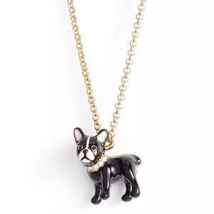 Kate Spade ♠️ NWOT Dog Mini Pendant Necklace